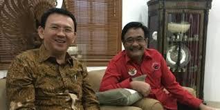 Ahok-Saiful Jagoan PDI Perjuangan