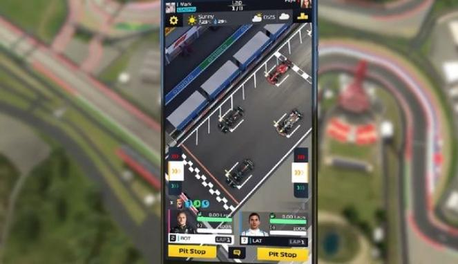 Permainan Balap Mobil Formula 1 di Android