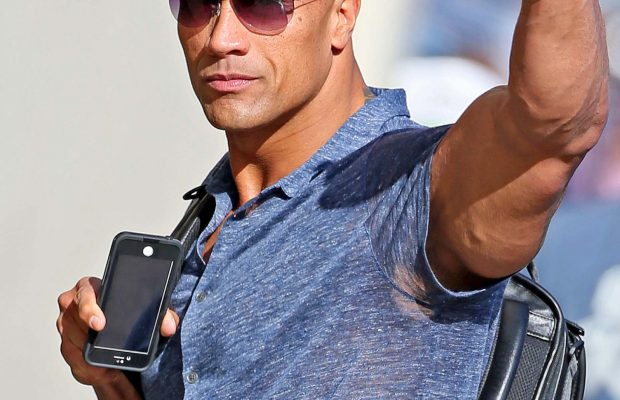 WWE Star, The Rock Declares His Interest To Run For President In 2020