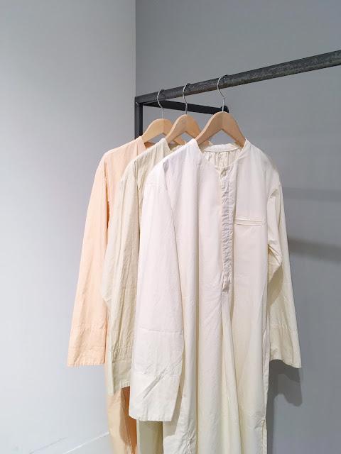 COSMIC WONDER【コズミックワンダー】有機栽培綿の古形衣シャツ◆eighty88eight エイティエイト 綾川・香川