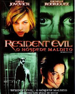 Assistir Resident Evil: O Hóspede Maldito Dublado Online Grátis