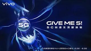 Vivo Give Me 5