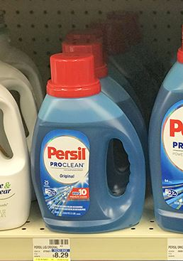Persil Detergent CVS Coupon Deal - 9/1-9/7