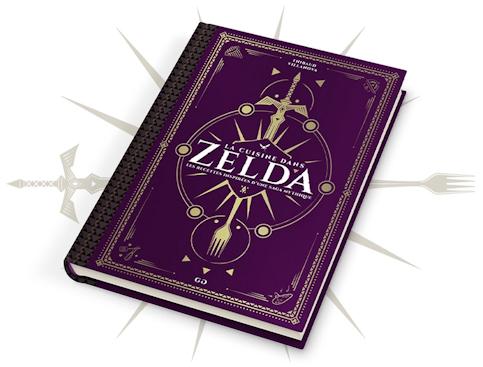En cuisine avec Zelda et les Gastronogeek