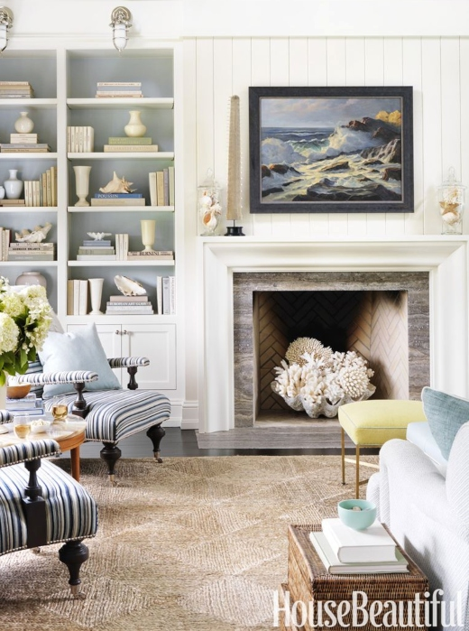 Non Working Fireplace Opening Decor Ideas