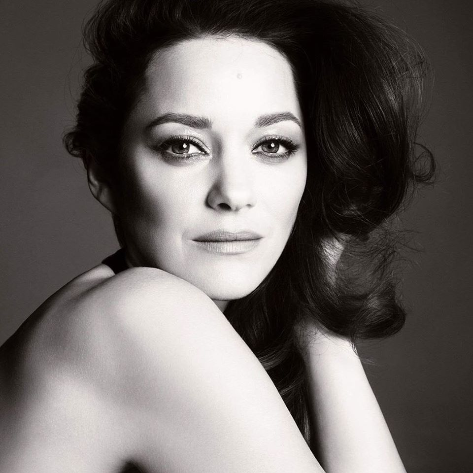The campaign with actress Marion Cotillard is shot by Steven Meisel