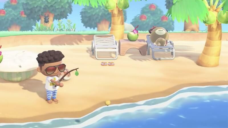 คู่มือตกปลาในเกม Animal Crossing: New Horizons