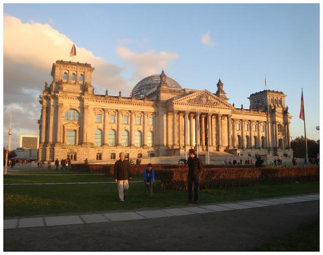 Dicas de hotéis em Berlim com vista panorâmica!