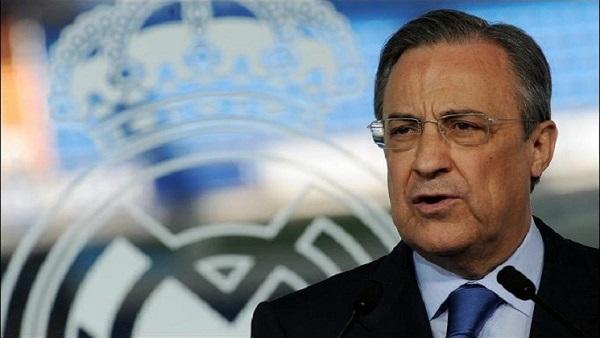 رئيس ريال مدريد يطلب اجتماعا عاجلا بوكيل أعمال رونالدو
