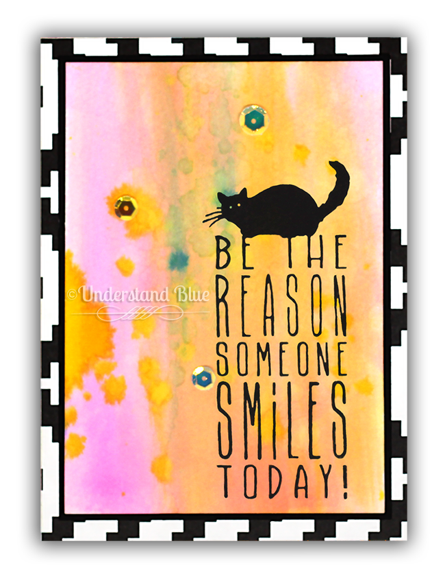 Be the Reason Someone Smiles today by Understand Blue