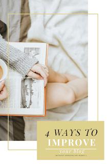 pinnable image - 4 ways to improve your blog - 15bex02