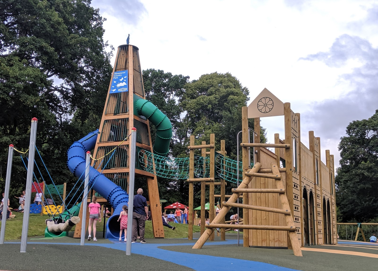 10 North East Hidden Gems to Visit this Year - Harestanes Play Areas