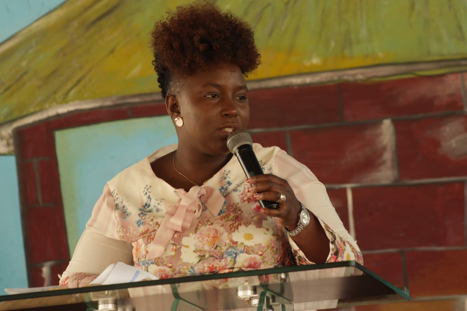 Pastor Anna Sibiya Invades Harare for Her Glory Conference
