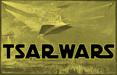 Tsar Wars: La guerra mundial retrofuturista de George Griffith