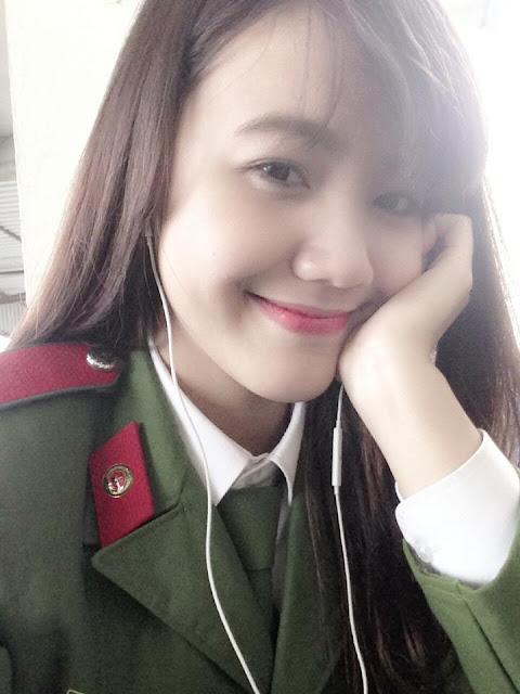 net dep me hon cua hot girl tuyen quang - Tổng Hợp các HOT Girl Nữ Cảnh Sát đốn tim FAN nhất Việt Nam