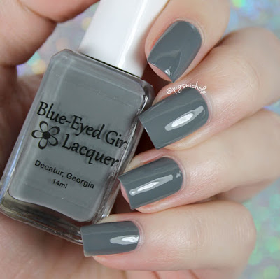 Blue-Eyed Girl Lacquer Robo Aggression | Foux du Fafa Collection