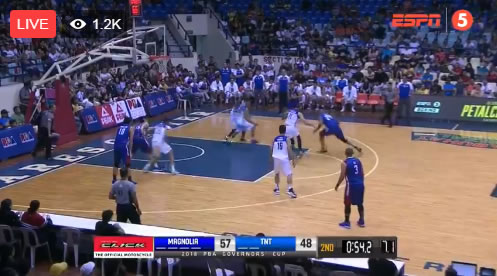 Video Playlist: Magnolia vs TNT game replay 2018 PBA Governors' Cup