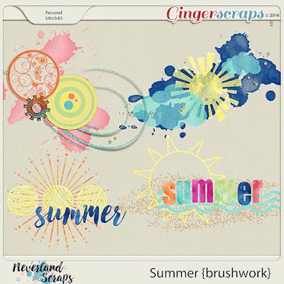 http://store.gingerscraps.net/Summer-brushwork.html