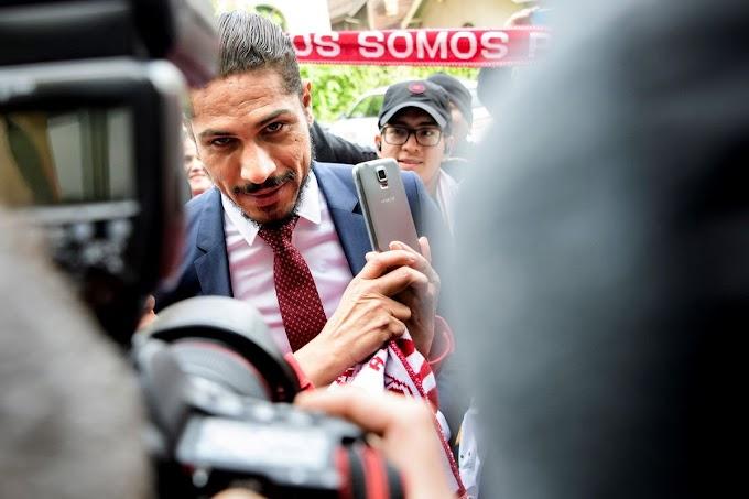 FIFA pide un año de sanción para Paolo Guerrero mientras que WADA pide dos