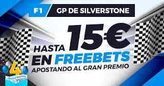 Paston promo F1 Silverstone 18-7-2021