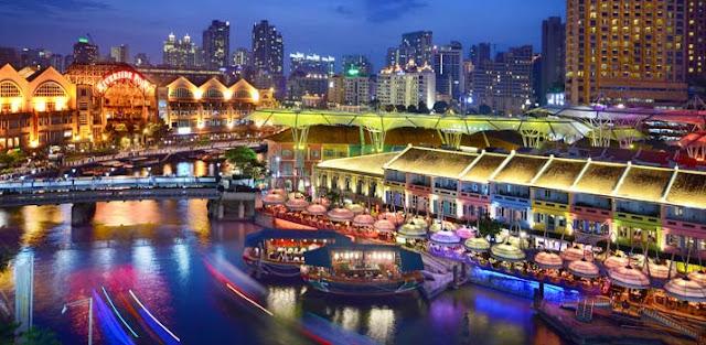 8 Kota Termahal Di Dunia Dengan Biaya Hidup Tinggi