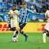 Grêmio é finalista da Libertadores mesmo com derrota em casa para Barcelona-EQU