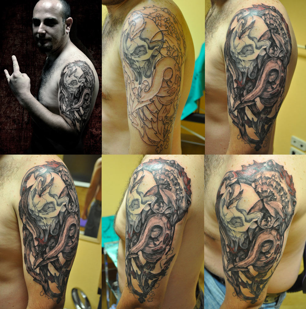3 Monos Sabios Tatuajes tellotattoo