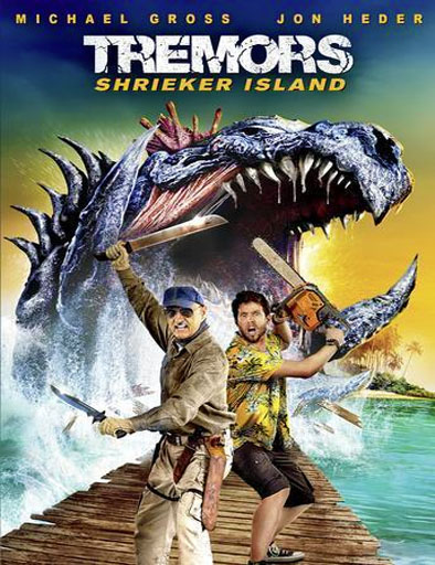Tremors: Isla Shrieker