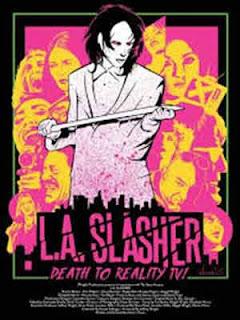 LA Slasher una película de Martin Owen