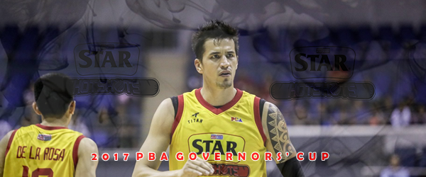 List of Leading Scorers Star Hotshots 2017 PBA Governors' Cup