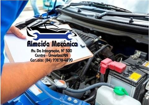 Cuide do seu carro com quem entende do assunto: Almeida Mecânica!