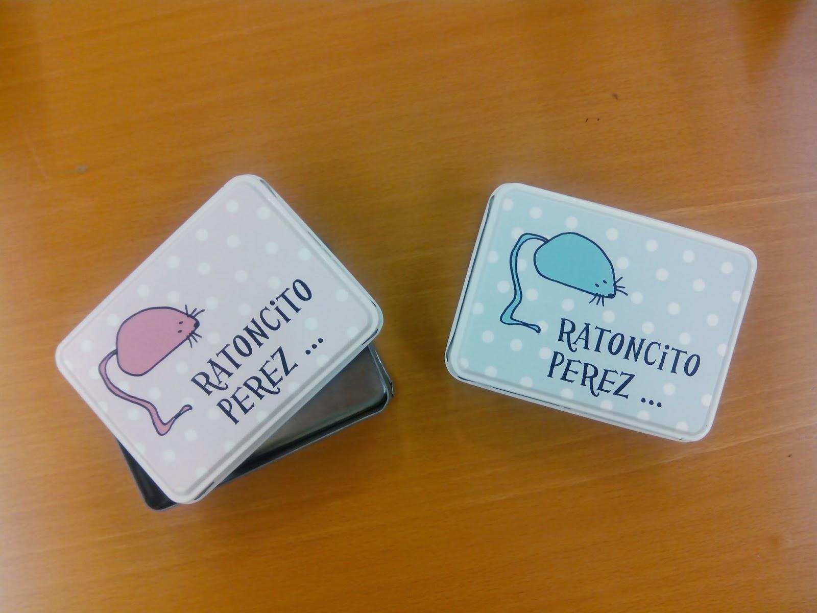 Ratoncito Pérez - Luy Ideas