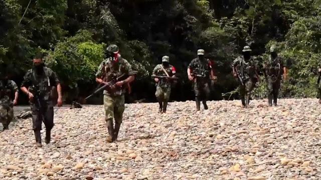 Grupos armados de Colombia ponen en peligro frontera con Venezuela