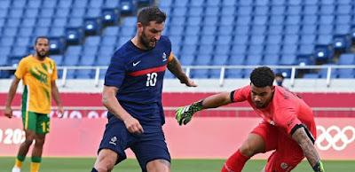 ملخص اهداف مباراة فرنسا وجنوب افريقيا (4-3) اولمبياد طوكيو