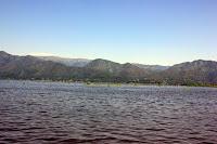 Aguas del lago Inle