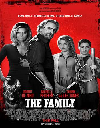 The Family 2013 Hindi Dubbed 350MB HDRip 480p