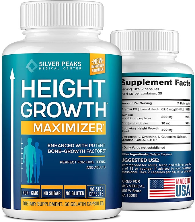 Height Growth Perú