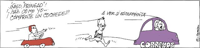 Humor en cápsulas. Para hoy lunes, 14 de noviembre de 2016