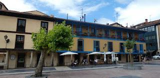El centro histórico de Oviedo es peatonal.