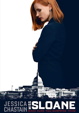 Miss Sloane 2016 Full English Movie Download BRRip 720p