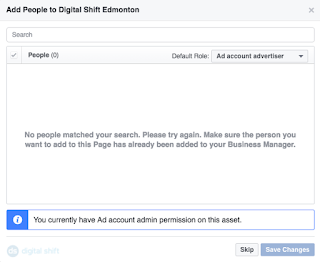 How To Create A Facebook Ad Account Step 3