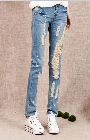 Casual Street Jeans
