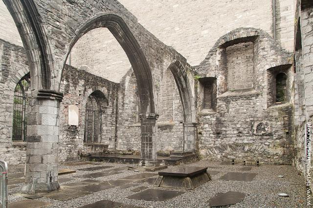 Iglesia de San Audoen Dublin Irlanda
