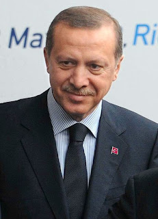 Photo of Recep Tayyip Erdogan, Prime Minister of Turkey