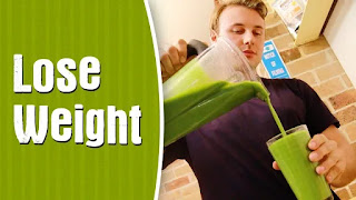 How to lose weight with green juice
