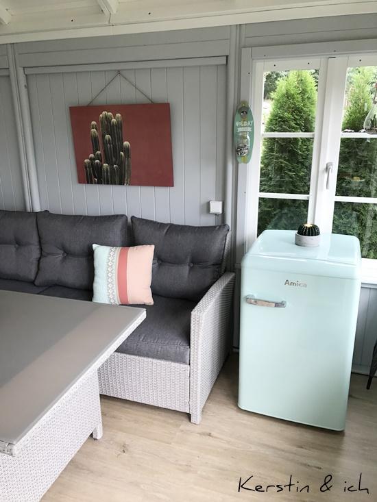 Gartenhaus Wohntrend Deko Inneneinrichtung