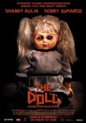 Trailer Film The Doll 2016