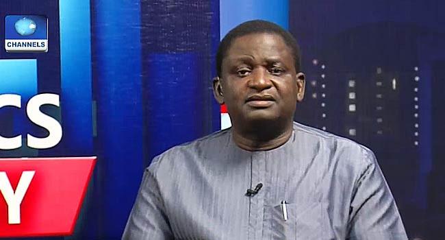 Nigeria has always been divided. It didn't start under Buhari- Femi Adesina