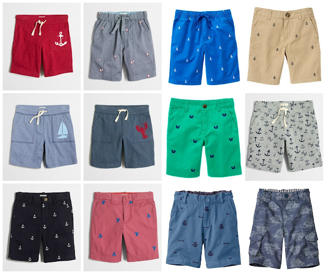 Nautical by Nature: Nautical Outfits for Boys Spring Summer 2016