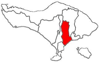 image: Gianyar Map location